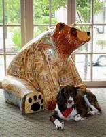 - Townie Bear and Lizzie will greet you upon arrival. - Accommodations